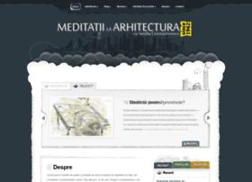 Meditatii-arhitectura.ro thumbnail
