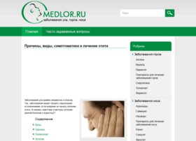 Medlor.ru thumbnail