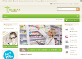 Medmaxpharmacy.com thumbnail