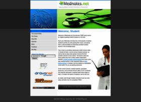 Mednotes.net thumbnail