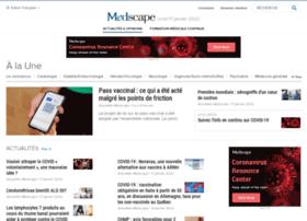 Medscape.fr thumbnail