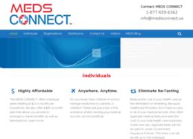 Medsconnect.us thumbnail