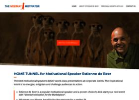 Meerkat-motivational-speaker.co.za thumbnail
