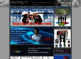Meetingjob.fr thumbnail