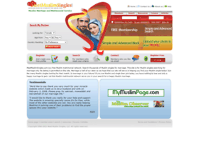 south orange muslim dating site Muslim singles sa is part of the online connections dating network, which includes many other general and muslim dating sites as a member of muslim singles sa, your profile will automatically be shown on related muslim dating sites or to related users in the online connections network at no additional charge.