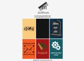 Mefhum.org thumbnail