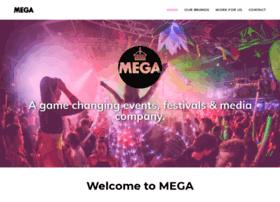 Mega-events.co.uk thumbnail