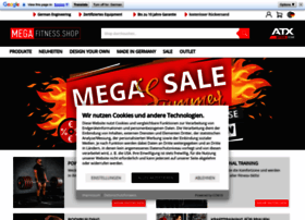 Megafitness.shop thumbnail