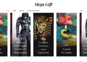 Megagift.com.br thumbnail