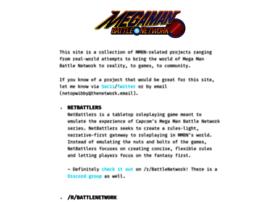 Megamanbattle.network thumbnail