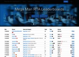 Megamanleaderboards.net thumbnail