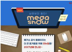Megashow.co.kr thumbnail
