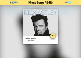 Megasongradio.net thumbnail