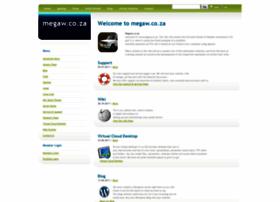 Megaw.co.za thumbnail