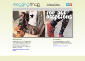 Meggingshop.co.uk thumbnail