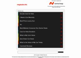 Megstudio.info thumbnail