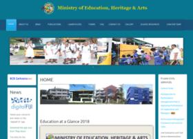 Meha.gov.fj thumbnail