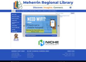 Meherrinlib.org thumbnail