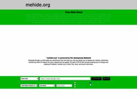 Mehide.org thumbnail