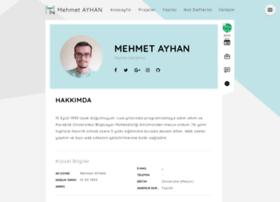 Mehmetayhan.com.tr thumbnail
