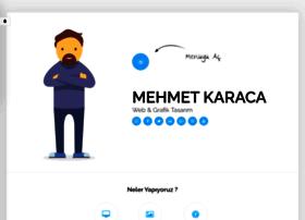 Mehmetkaraca.website thumbnail