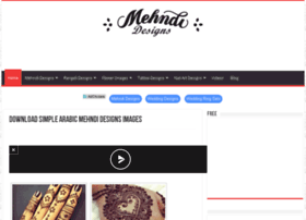 Mehndi-designs.co thumbnail