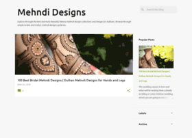 Mehndi-designs.in thumbnail