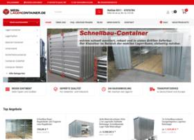 Mein-lagercontainer.de thumbnail