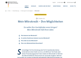Mein-mikrokredit.de thumbnail