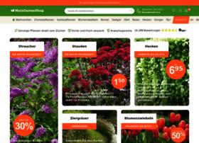 Meingartenshopde At Wi Meingartenshop Ihre Online Gärtnerei Für