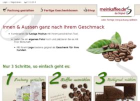 Meinkaffee.de thumbnail