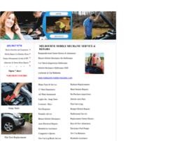 Melbourne-mobile-mechanic.com thumbnail