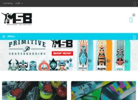 Melbourneskateboards.com.au thumbnail