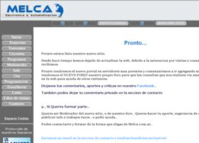 Melca.com.ar thumbnail