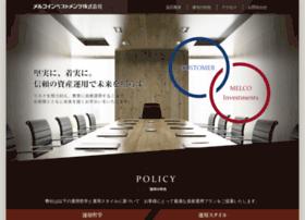 Melcoinvestments.jp thumbnail