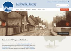 Meldrethhistory.org.uk thumbnail