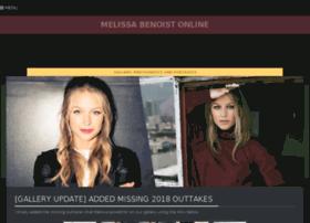 Melissa-benoist.com thumbnail