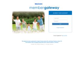 Membergateway.maxicare.com.ph thumbnail