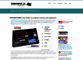 Memorytesters.com thumbnail