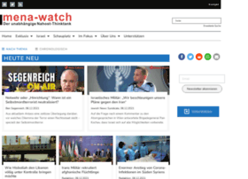 Mena-watch.com thumbnail