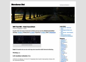 Mendener.net thumbnail