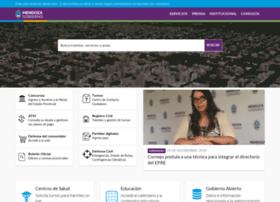 Mendoza.gov.ar thumbnail