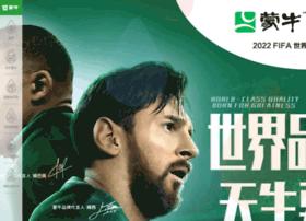 Mengniu.com.cn thumbnail