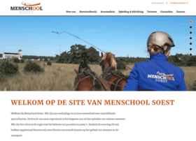 Menlessen.nl thumbnail