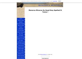 Menorcaminorca.co.uk thumbnail