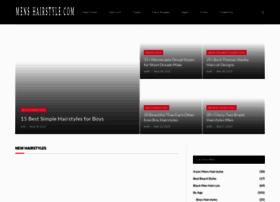 Mens-hairstyle.com thumbnail