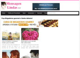 Mensagenslindas.net.br thumbnail
