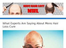 Menshairloss.info thumbnail