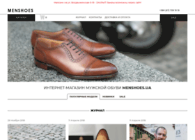 Menshoes.ua thumbnail