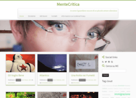 Mentecritica.net thumbnail